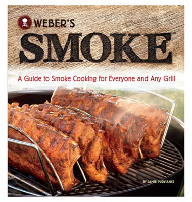 """""""Learn smoke cooking tips and techniques  Packed with delicious recipes 192 pagesThis Weber's Smoke: A Guide to Smoke Cooking for Everyone and Any Grill Cookbook by Jamie Purviance is packed with the recipes, tips and techniques you need to master t"""""""