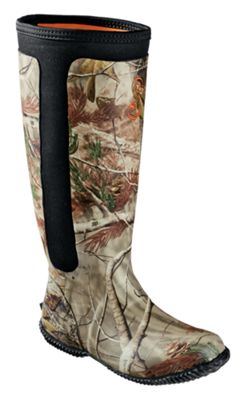 SHE Outdoor Avila High Rubber Hunting Boots for Ladies – Realtree AP – 5M