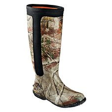 SHE Outdoor Avila High Rubber Hunting Boots for Ladies