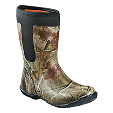 SHE Outdoor Avila Mid Rubber Hunting Boots for Ladies