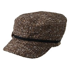 Boucle Cadet Cap for Ladies