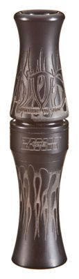 Zink Calls Nightmare on Stage Goose Call - Black Stealth