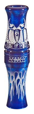Zink Calls COD (Call of Death) Goose Call - Blueberry Swirl