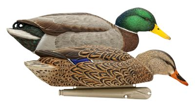 Avian-X Floating Mallard Duck Back Water Decoys