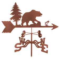 EZ Vane Bear Weathervane