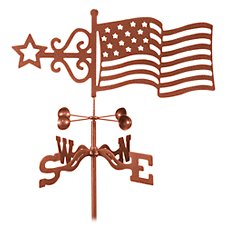 EZ Vane U.S. Flag Weathervane