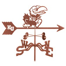 EZ Vane University of Kansas Weathervane