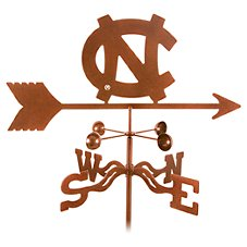 EZ Vane University of North Carolina Weathervane
