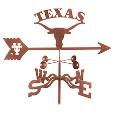 EZ Vane University of Texas Weathervane