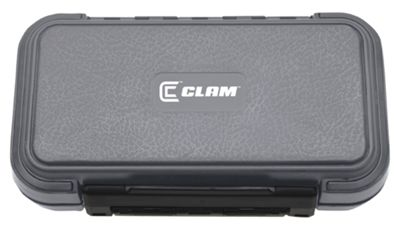 Clam Corp Dual Tray Jig Boxes by