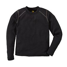 Bass Pro Shops M-Tech Midweight Performance Thermal Crewneck Long-Sleeve Shirt for Youth
