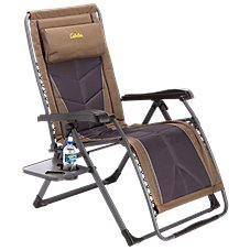 Cabela's Big Outdoorsman Lounger Chair Image