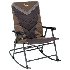 Cabela's Big Outdoorsman Rocker Fold-Up Chair
