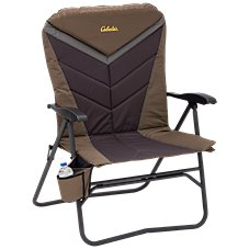 Cabela's Big Outdoorsman Hard-Arm Recliner Fold-Up Chair