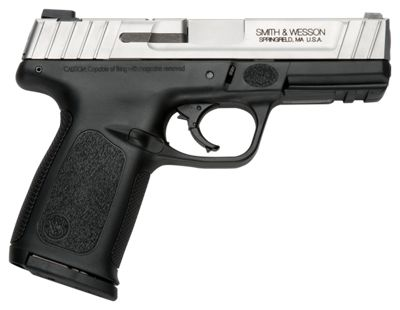Smith & Wesson SD40 VE Semi-Auto Pistol – .40 Smith & Wesson – Right