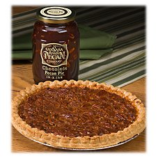 Pecan Pie in a Jar - Chocolate