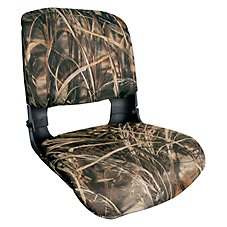 Bass Pro Shops Hookset High-Back Camo Boat Seats
