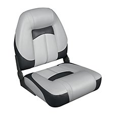 Bass Pro Shops Pro Qualifier High-Back Boat Seat