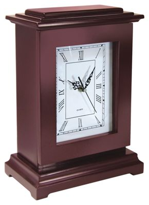 Personal Security Products Rectangular Concealment Clock by