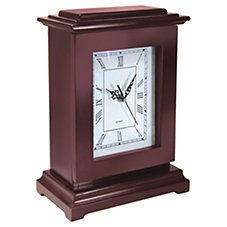 Personal Security Products Rectangular Concealment Clock