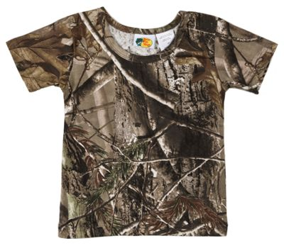 Bass Pro Shops Camo T-Shirt for Babies or Toddlers – Realtree AP – 4T