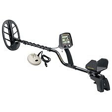 Teknetics T2 Special Edition Metal Detector with 11'' and 5'' Coils