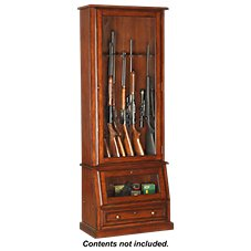 American Furniture Classics 12-Gun Slanted Base Cabinet