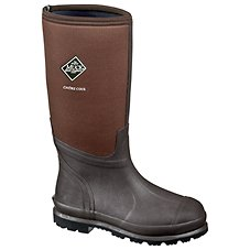 The Original Muck Boot Company Chore Cool High 15'' Rubber Work Boots for Men