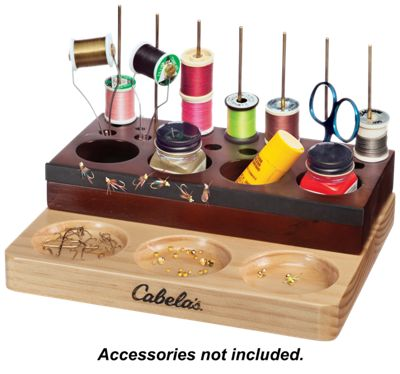 White River Fly Shop Overflow Tying Organizer Bass Pro Shops