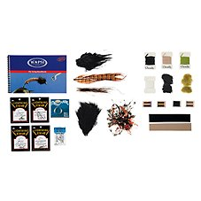 White River Fly Shop Book/Material Kit