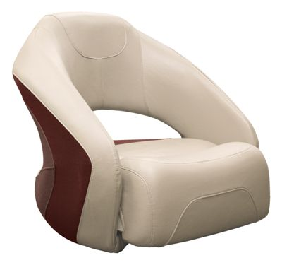 Wise Premier Series Pontoon Furniture Bolster Bucket Seat BM11007