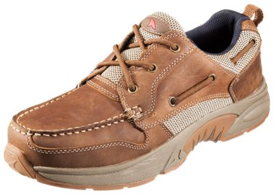 Rugged Shark Axis 3 Eye Boat Shoes For Men