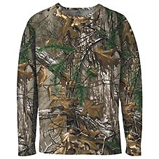 RedHead HPC Camo Long-Sleeve T-Shirt for Men