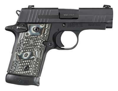 Sig Sauer P938 Extreme Micro-Compact Semi-Auto Pistol by