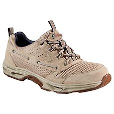 World Wide Sportsman Bayside Lace Fishing Shoes for Men - Tan