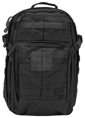 511 Tactical RUSH12 Tactical Backpack Black