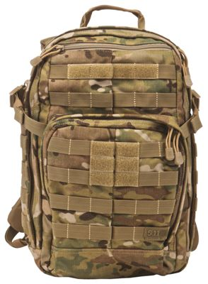 511 Tactical RUSH12 Tactical Backpack MultiCam