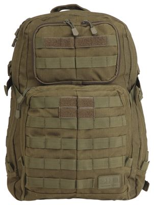511 Tactical RUSH24 Tactical Backpack Tac OD