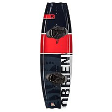 O'Brien Targa Wakeboard with Device Bindings