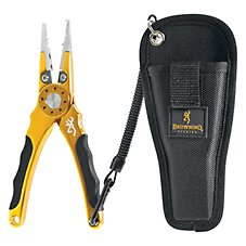 Browning Fishing 7-3/4'' Split Ring Aluminum Pliers