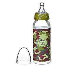 Bass Pro Shops 8 oz. Baby Bottle - Green Camo