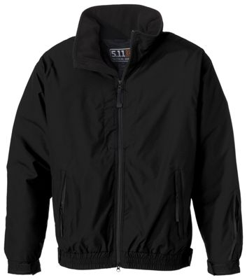 5.11 Tactical Big Horn Jacket for Men - Black - S thumbnail