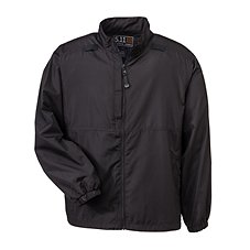 5.11 Tactical Lightweight Packable Jacket YKK Zippers Hardware Style 48035 Wind Resistant Nylon