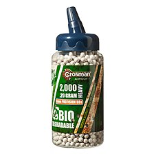 Crosman Biodegradable Heavy Airsoft Ammo