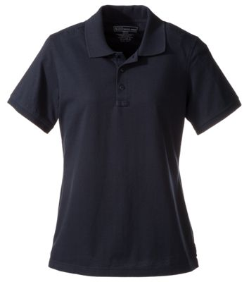 511 Tactical Short Sleeve Polo for Ladies Dark Navy L