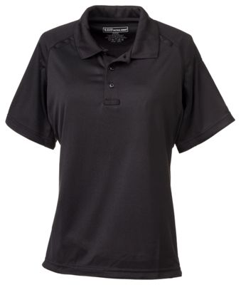 511 Tactical Performance Short Sleeve Polo for Ladies Black XL