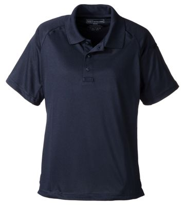 511 Tactical Performance Short Sleeve Polo for Ladies Dark Navy M