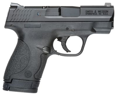 Smith & Wesson M&P Shield Semi-Auto Pistol – 9mm – CA