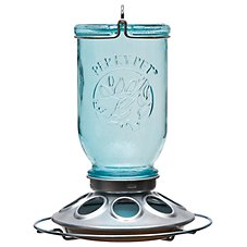 Perky-Pet Mason Jar Wild Bird Feeder