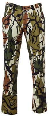 Predator Camo Adrenaline Pants for Men - Predator Spring Green - S - 29-31x32 thumbnail